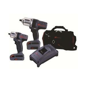 New Ingersoll Rand 20v Iqv 3 8 1 2 Dr Cordless Impact Wrench Kit Ir Iqv20 2012