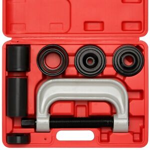 Neiko 4 In 1 Ball Joint Service Tool Set 2wd 4wd Heavy Duty C Frame Press