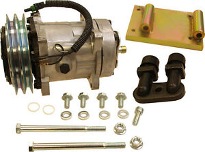 Amx10165 Compressor Conversion Kit For International 766 786 886 966 Tractors
