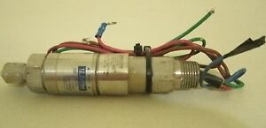 Ue Control Pressure Switch 12 14879