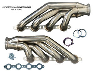 Ls Turbo Headers Lsx Ls1 Ls2 Ls3 Ls6 1 3 4 Primaries Forward Facing Up