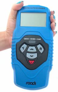 Rdt55 Vag Diagnostic Scan Tool Obd2 Large Lcd Read Erase Code Free Shipping