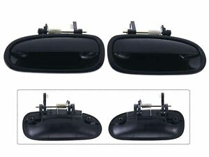 For Honda Civic 96 97 98 99 00 Rear Outer Door Handle Pair