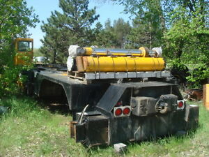 Grove Tms375 Lp Tms300 Hyd Truck Cranes Parting Out