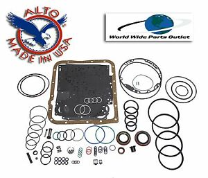 Gm 4l60e Chevy Transmission Gasket And Seal Overhaul Kit 1997 2003 no Pistons