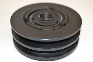 Centrifugal Clutch Double B V Belt Plate Compactor 1 Packer Heavy Duty 6 5