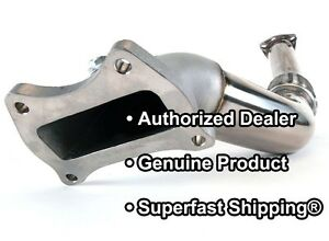Skunk2 412 05 1950 Alpha Race Exhaust Header Downpipe 12 15 Honda Civic Si