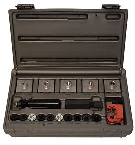 New Atd Master Inline Flaring Tool Kit Single Double Bubble Flares 5483