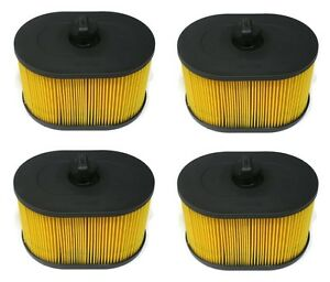 4 New Air Filters For Husqvarna K970 K1260 Concrete Cut off Saw 510 24 41 03