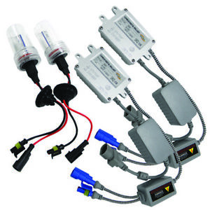 Canbus Hid Conversion Kit No Error Light Cancelller Hid 35w Ac H7 9006 Benz