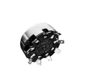 Ohmite 412 8e Switch Rotary Tap Sp8t 50a 300v