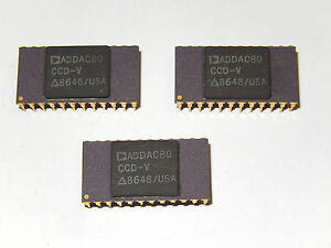 Addac80 ccd v Dac By Analog Devices Dac 1 ch Current Steering 12 bit 24 1 Pc