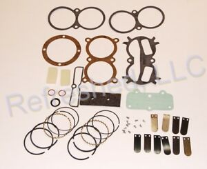 Air Compressor Rebuild Kit Vt Campbell Hausfeld Sears Ward Speedair 2 3 4 Bore