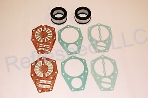 Speedaire Tf022200av 3z493 Tk21n Valve Overhaul Gasket Kit 10 Hp Compressor