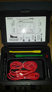 Power Probe Iii Specialty Test Lead Kit With Wire Piercing Probes ppls01