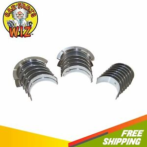 Main Rod Bearings Fits 85 95 Chrysler Dodge Plymouth 2 2l 2 5l Turbo Sohc