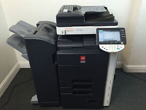 Oce Cm6520 Copier Printer Scanner Network Staple Finisher Free Shipping In Usa