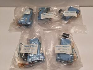 5 Sealed New Nevada Western Connector Kits 020 7108 1 1s 020 7108 1 1s