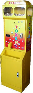 American Changer Ac1078 High Capacity Token Coin Dispenser Front Load