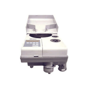 American Changer Cc 301 Portable Compact Coin Counter 1800 Pieces Per Minute