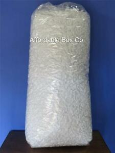 Packing Peanuts 14 Cubic Feet Or 104 Gallons White local Pickup Only Nj