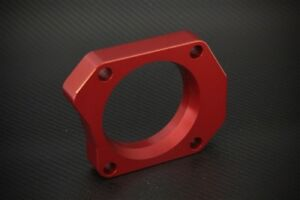 Torque Solution Throttle Body Spacer For Honda Civic Si 2006 2011 72mm Tapered