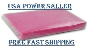 Big Pink Clay Bar 200g Clean Auto Car Wash Care Detailing Fine Commercial Grade