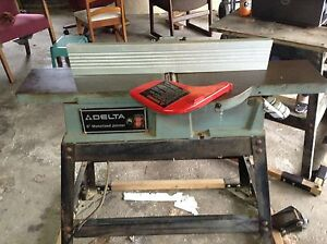 Delta 6 Motorized Jointer 37 280