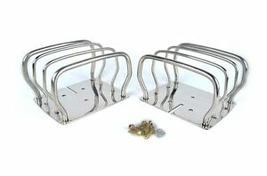 Jeep Wrangler Yj 1987 1995 Cj 76 86 Stainless Steel Euro Guard Tail Light