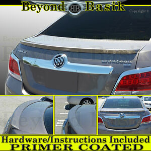 2010 2011 2012 2013 Buick Lacrosse Factory Style Spoiler Lip Wing Primer