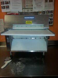 Two Layer Pizza Oven Dough Mixer And Flattener Pizza Shop Supplies