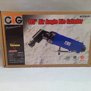 1 4 Angle Die Grinder 115 Degree Air Tool 18 000 Rpm