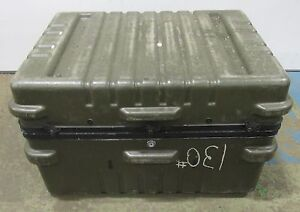 Travel Case Storage Container W Interior Padding W Compartments E1 70923lr