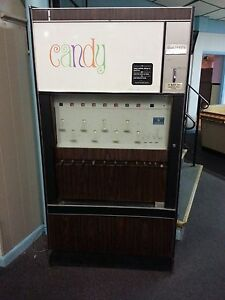 1971 Candy Vending Machine