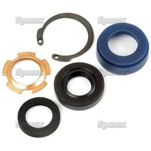 Ford Tractor Power Steering Cylinder Repair Seal Kit 600 601 800 801 2000 4000