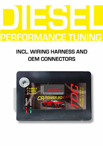 Digital Power Box Chiptuning Diesel Performance Chip For Toyota Hilux 3 0 D4d