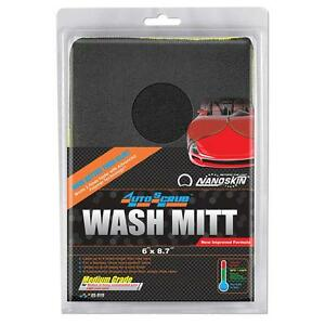 Nanoskin Autoscrub Clay Wash Mitt medium last 4xlonger Clay Bar As 010