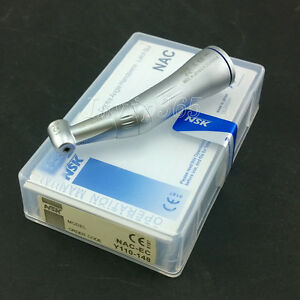 New Updated Inner Water Spray Dental Slow Speed Handpiece Contra Angle E Type
