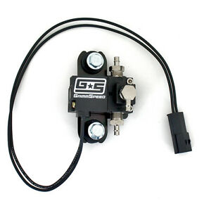 Grimmspeed Electronic Boost Control Solenoid 3 port 07 11 Mazda Mazdaspeed3 Ebc