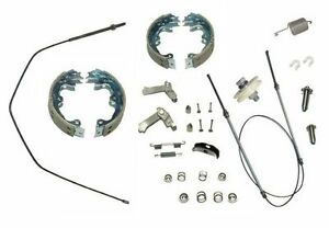 1967 82 Deluxe Parking Brake Kit Corvette 25 Components replaces Everything