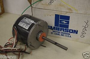 Emerson 6880 1 3hp Ac Motor 208 230vac 60hz 1075 Rpm