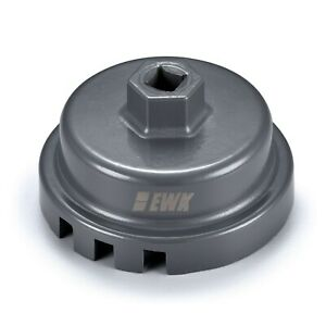 Ewk 64 5mm 3 8 Oil Filter Cap Wrench For Toyota Lexus Scion 2 5l To 5 7l Engine