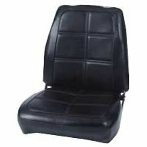1969 Dodge Charger Daytona R t 500 Se Bucket Front Seat Covers Leather