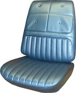 1970 Oldsmobile Cutlass Supreme Bucket Front Seat Covers