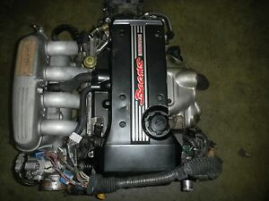 Jdm Toyota Alteeza 3s Ge Beams Dual Vvt I Engine Only For Rebuild Timing Belt