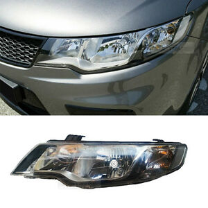 Oem Genuine Parts Left Head Lights Lamp Lh For Kia 2010 2013 Cerato Forte Koup