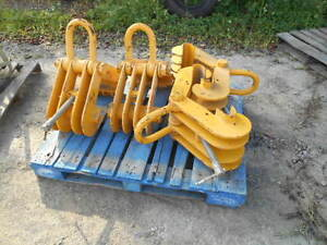 Used I beam Clamps