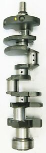 Chevy 350 5 7 Crankshaft Cast Iron 1986 And Up With Main Rod Bearings