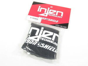 Injen Technology Hydro Shield Pre Filter Air Intake Filter Cover Black X 1035blk
