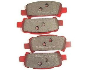 Carbotech Rear Brake Pads For 02 03 Wrx 00 03 2 5rs Part Ct770 Xp10